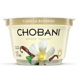 [Chobani] Greek Yogurt, Nonfat Vanilla, Blended
