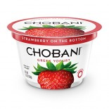 [Chobani] Greek Yogurt, Nonfat Strawberry, FOB