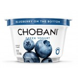 [Chobani] Greek Yogurt, Nonfat Blueberry, FOB