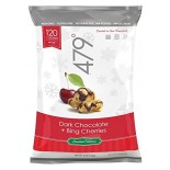 [479] Popcorn Large Pouch Dark Chocolate & Bing Cherries