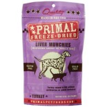 [Primal Pet Foods, Inc.] Treats Freeze-Dried Turkey Liver Munchies