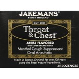 [Jakemans] Throat & Chest Lozenges Anise