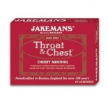[Jakemans] Throat & Chest Lozenges Cherry