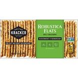 [Dr. Kracker] Robustica Flats Rosemary Parmesan