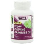 [Deva]  Vegan Evening Primrose Oil