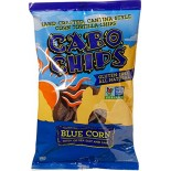 [Cabo Chips]  Blue Corn with Sea Salt and Lime