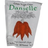 [Danielle] Premium Hand Cooked Chips Spicy Carrot