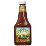 [Organicville] Condiments Ketchup, No Sugar Added  At least 95% Organic