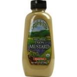 [Organicville] Condiments Mustard, Dijon  At least 95% Organic