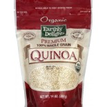 [Nature`S Earthly Choice]  Quinoa,Premium 100% Whole Grain  At least 95% Organic
