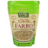 [Nature`S Earthly Choice]  Farro, Italian Pearled  At least 95% Organic