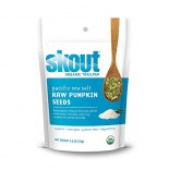 [Skout] Raw Pumpkin Seeds Pacific Sea Salt  At least 95% Organic