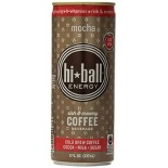 [Hi*Ball] Rich & Creamy Energy Coffee Mocha