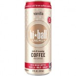 [Hi*Ball] Rich & Creamy Energy Coffee Vanilla