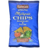 [Flamous] Multigrain Chips Sprouted, Rosemary & Thyme