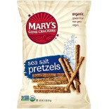 [Mary`S Gone Crackers]  Pretzels Everything  At least 95% Organic