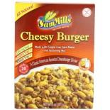 [Sam Mills]  Skillet Dinner, Cheesy Burger