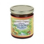 [Heavenly Organics] Honey Wild Forest, Raw, Unheated