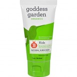 [Goddess Garden] Natural Sunscreen Sunny Kids Tube PDQ Display