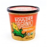 [Boulder Organic] Soups Green Chile Corn Chowder  At least 95% Organic