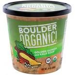 [Boulder Organic] Soups Golden Quinoa & Kale  At least 95% Organic