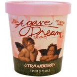 [Agave Dream] Ice Cream Strawberry
