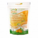 [Grab Green] Automatic Dishwashing Detergent Soap, Dish, Tangerine W/Lemongrass