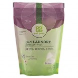 [Grab Green] 3-1 Laundry Detergent Pouch, Lavender With Vanilla